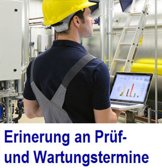basissystem-condition-monitoring - Planung der fälligen Wartungstermine