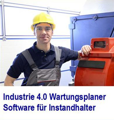 Industrie 4.0 Führende Maintenance Management