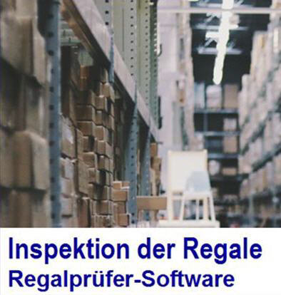 Regal im Betrieb mit der Regalinspektion app Regalinspektion app, App, iPhone, Android,  Regalinspektion APP, Regal app